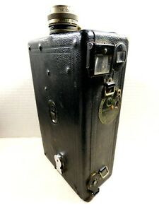 Vintage 1920s Cine Eastman Kodak Model B 16mm Movie Camera USA
