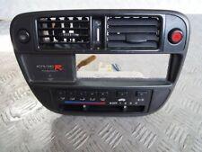 JDM 95-97 Honda Civic Ek EK3 EK4 EK9 S03 Type-R CARBON FIBER AC Console OEM