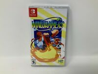 Windjammers Nintendo Switch