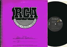 """""""David BOWIE"""" SCARY MONSTERS  / LP 33 tours US (RCA SPECIAL RADIO SERIES)  MINT"""