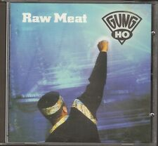 GUNG HO Raw Meat CD 12 track 1991 John Helder Paul Keuzenkamp Related DULFER