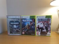 XBOX 360 - DEAD RISING GAME BUNDLE - 1, 2 & 2 OFF THE RECORD - COMPLETE