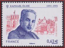 2013 FRANCE N°4724** RAPHAEL ELIZE, Homme Politique, France 2013 MNH