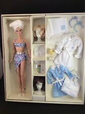 SPA GETAWAY , Barbie Doll GIFTSET.. COMPLETE & MINT. 2003