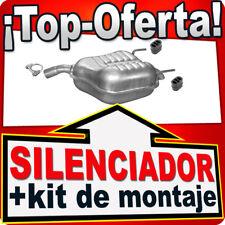 Silenciador Trasero OPEL VECTRA C 1.6 1.8 SEDAN HATCHBACK 2002-2009 Escape TUU