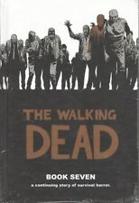 Graphic Novel - Image Comics - THE WALKING DEAD: Book Seven - HARDCOVER