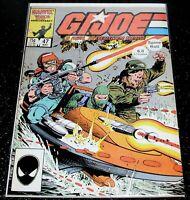 G.I Joe 47 (6.0) 1st Print  1982 Series Marvel Comics