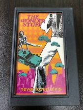 DCC Digital Compact Cassette The Wonder Stuff Never Loved Elvis