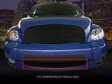 Black Bumper Billet Grille Grill For Chevy HHR 2006 2007 2008 2009 2010 2011