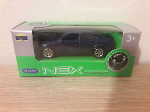 Welly NEX Audi A4 B5, Blue, No. 52052 - 1:64 1/64 1:60 1/60 diecast