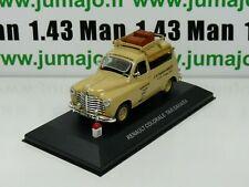 BR25D 1/43 BRUMM boite rigide : RENAULT Colorale Taxi Sahara