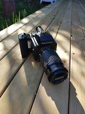 Pentax 645 Medium Format 6x4.5 Camera with Pentax-A 645 1:4 200mm Lens