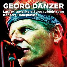 GEORG DANZER - LASS MI AMOI NO D'SUNN AUFGEH' SEGN  2 VINYL LP NEU