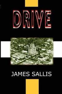 Drive Paperback James Sallis