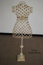 appendiabito indossatore in ferro battuto  manichino