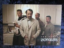 Ladykillers Lobby Cards/Stills - Tom Hanks
