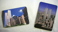 6 TWIN TOWERS MAGNET ADDRESS BOOK wallet size new york phone name books magnets