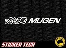 MUGEN STICKER DECAL SUITS HONDA CIVIC EK ED EG INTEGRA EK9 JDM JAZZ S2000 CRX