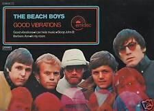 THE BEACH BOYS  - GOOD VIBRATIONS  emidisc LP  1970  IT