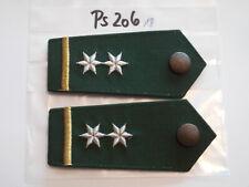 Polizei Schulterstücke blau 1 silberner Stern PK Nordverbund 1 Paar ps91