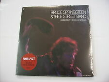 BRUCE SPRINGSTEEN - HAMMERSMITH ODEON LONDON '75 - 4LP VINYL NEW SEALED 2017