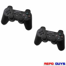 2 X PS3 Controller Sony Dualshock Official Wireless Controller for playstation 3