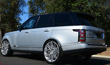 "24"" Wheels For Range Land Rover HSE Sport 24x10 Inch 5x120 Rims Set of Four"
