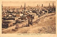 BF8439 general view taken from old cairo egypt     Africa  Egypt