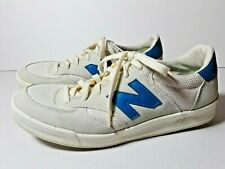 New Balance CRT300WB Men's Size 8 Shoes Suede RevLite Blue White Sneakers