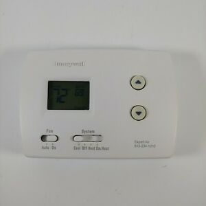 Honeywell Non-Programmable Digital Thermostat TH3210D1004 Tested & Working