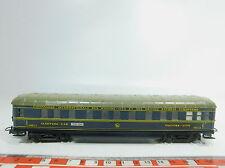 AJ982-0,5# Märklin H0/AC Schürzenwagen/Voiture-lit 346/3 J (4011) noir bleu