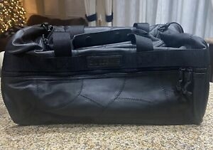 Supreme Patchwork Leather Duffle Bag Black FW19 Supreme New York 2019 DS