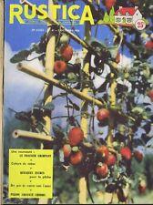 Rustica 41 07/10/1956 Fraisiers grimpants