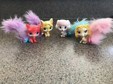 Disney Princess Palace Pets Lot of 4