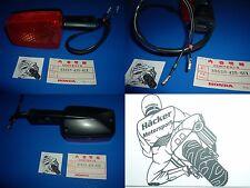 FRECCE sinistra posteriore _ TURN SIGNAL Set _ NOS _ GL 1100 _ sc02 _ 33650-425-611