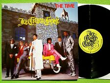 The Time - Ice Cream Castle LP  Warner Bros. Records 1984  Classic Modern Funk