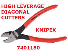 High Leverage Diagonal Cutters Hand Tools Wire Cutters Tools KNIPEX 7401180