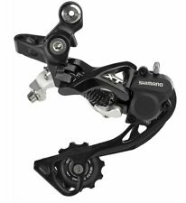 Shimano XT RD-M786 10 Speed Rear Derailleur - Black Long Cage