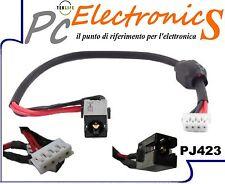 Connettore Alimentazione DC Power Jack PJ423 ORIGINALE PER ASUS K53E K53U