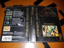 ## SEGA Mega Drive - Golden Axe 2 Gold Collection - TOP / MD Spiel ##