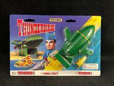 Matchbox Thunderbirds Thunderbird 2 with Thunderbird 4 (1994) New on Card 41702