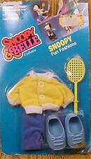 Snoopy & Belle Sport Tennis Fancy Fashion 1594 Knickerbocker Vintage