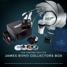Official licensed 007 James Bond Collectors Box. includes 6 collectables.