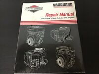 Repair manuel For 4 Cycle V-Twin OHV engines