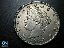 1888 Liberty V Nickel  --  MAKE US AN OFFER!  #B8085