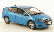 Honda Insight Hybrid, Blue 2010 Cars, Kyosho J-Collection JC207  Diecast  1/43