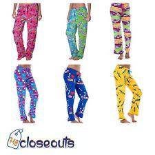 Nestle Women s Sleepwear Fleece Plush Pajama Lounge Pants Sleep PLUS SIZES  S-XXL 4a660a510