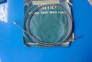 NOS Smiths Speedometer Inner Cable RHD MG Midget Austin Healey Sprite 1098