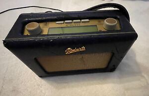 Roberts RD-10 DAB/FM Radio with Power Supply fully working