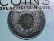 More details for great britain victoria silver 6 pence 1872